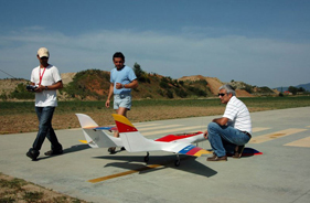 Kit ANGEL LUCIANO DE PACE - RC Jet model - Aviation Design